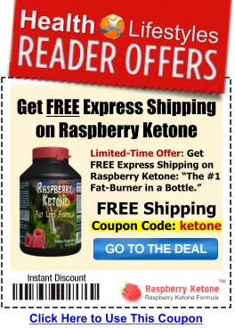 Raspberry Ketone Coupon